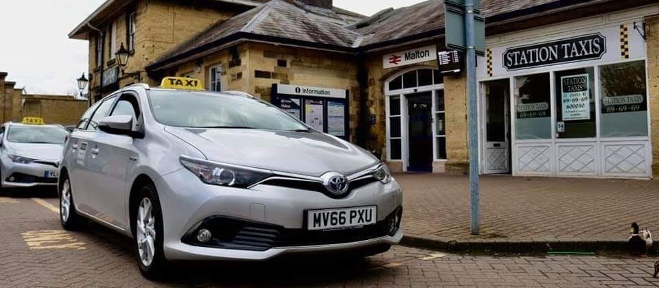 Station Taxis in Malton and Norton: Reliable, friendly taxi